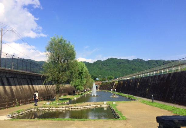 トンネル公園