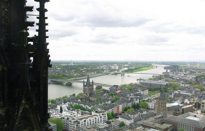 ドイツ旅-ケルン大聖堂