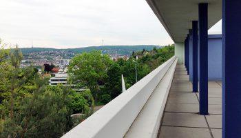 ドイツ旅-シュツットガルト