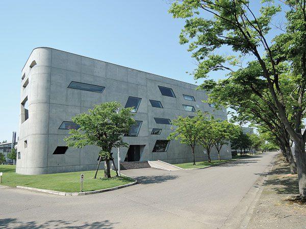 長岡造形大学第3アトリエ棟-その1-