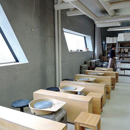 長岡造形大学第3アトリエ棟13|市民工房